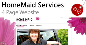 Stef Williams, Website Design, Leyland, Preston, Lancashire